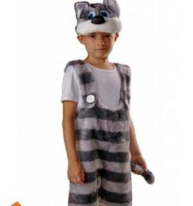 Карнавальные костюмы кот и ежик