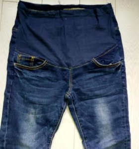 Для беременной джинсы