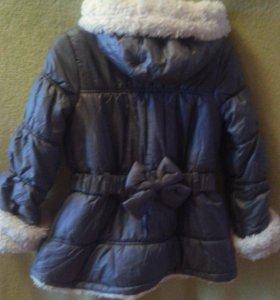 116см. Куртка зимняя