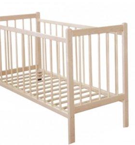 Кровать+матрасик