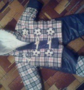 Детский костюм Весна - осень