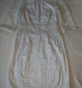 Платье, одето один раз