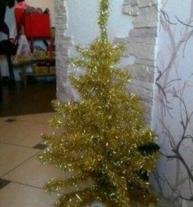 Елка новогодняя елочка ель