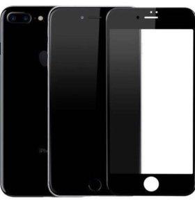 3D защитное стекло Mocolo iPhone 7+/8+