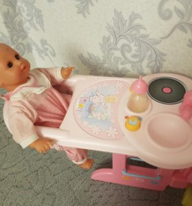 Набор для маленькой мамы SNOBY