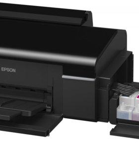 Продам цветной принтер Epson l800