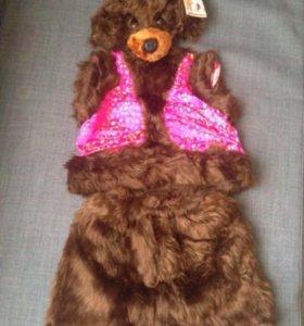 """Новогодний костюм """" Медвежонок """""""