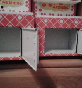 Мебель для детского домика
