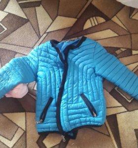 Куртка на ребенка