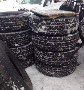 Шины грузовые БУ