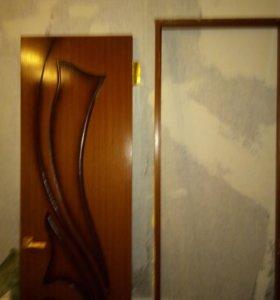 Двери меж комнатами