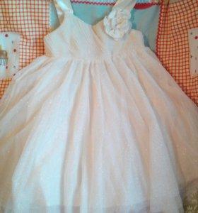 Платье на девочку(H&M)