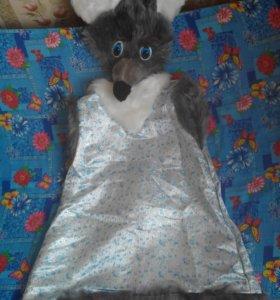 Новогодний костюм Мышка