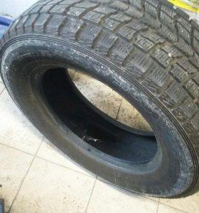 Dunlop 285/60/18 зимняя резина одно колесо