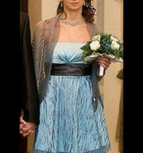 Сумочка, праздничное платье на выпускной
