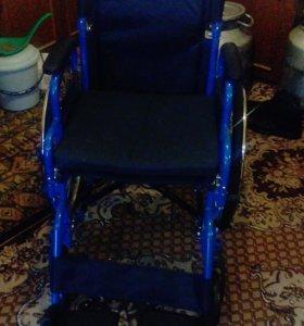 Кресло кпляска инвалидная