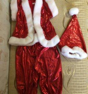 Праздничный костюмчик