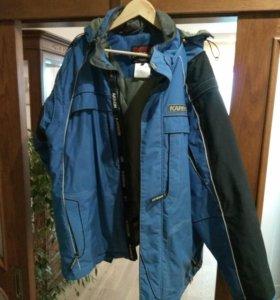 Зимняя куртка Karbon