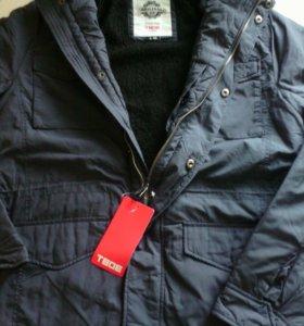 Новая димесезонная куртка 46 р