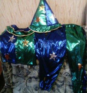 Новогодний костюм звездочета.