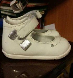 Новые Туфли 19