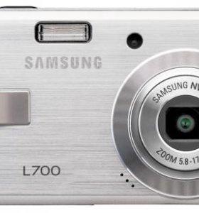 Samsung L700 Silver