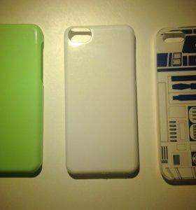 Бампера на iPhone 5, 5s
