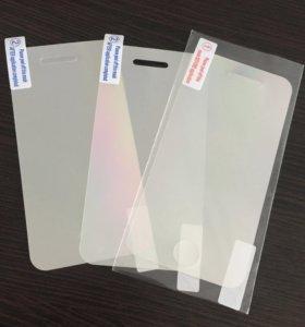 Защитна плёнка для iPhone 4 зеркальная