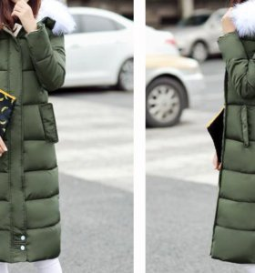 Зимняя куртка ( новая )