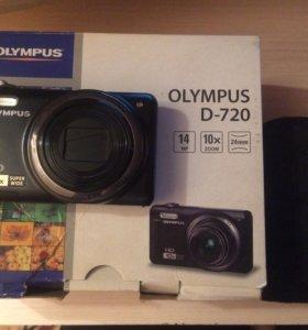 Фотоаппарат OLIMPUS D-720 новый