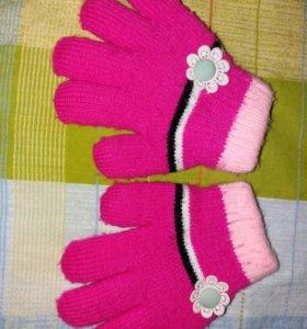 перчатки детски