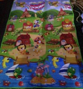 Развивающий коврик новый в упаковке!