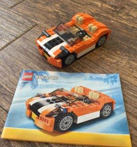 Lego Creator 31017 Гоночная машина