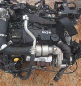Двигатель kvja 1.4 tdci ford fusion
