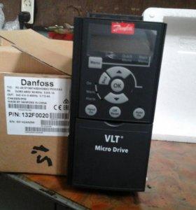 Частотный преобразовотель Danfoss FC51