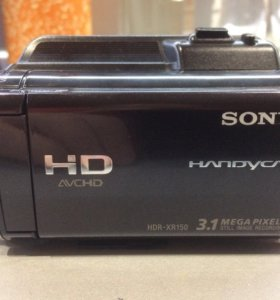 Видио камера с встроенным жестким диском на 120 гб