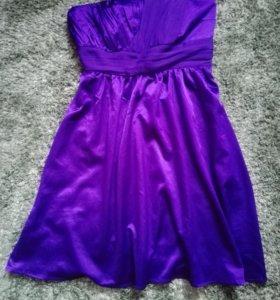 Новое красивое вечернее платье