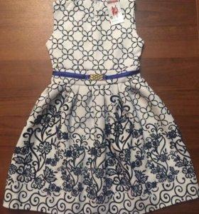 Новое платье с болеро