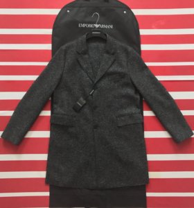 Emporio Armani мужское пальто из Парижа, оригинал