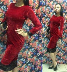 Новое платье 44_46