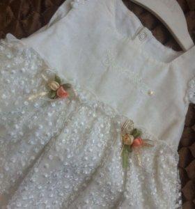 Платье 3-6