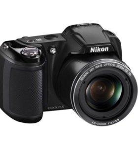 Цифровой фотоаппарат Nikon Coolpix L180