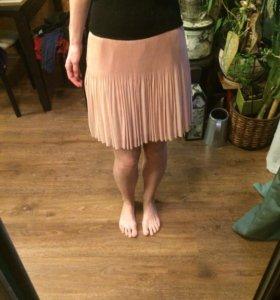 плиссированная юбка Promod