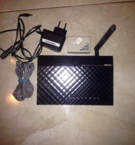 ASUS DSL-N 10 Роутер WI-FI