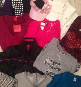Вещи пакетом для девочки 11-13 лет