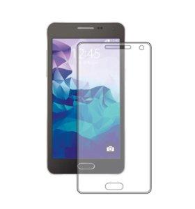Защитное стекло на Samsung A5 2016г