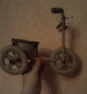 Велосипед ручной работы