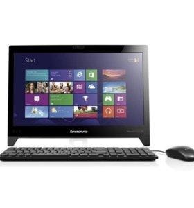 """Великолепная игровая станция 18.5""""HD  Lenovo  C240"""