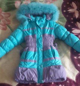 Зимняя детская куртра