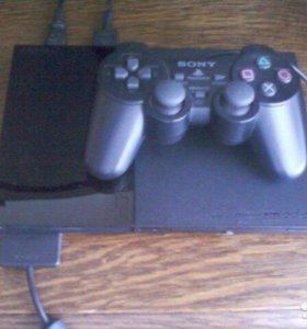Playstation 2. Игровая приставка